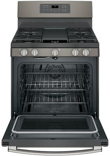Ge Jgb700eejes 30 Inch Freestanding Gas Range With Edge To