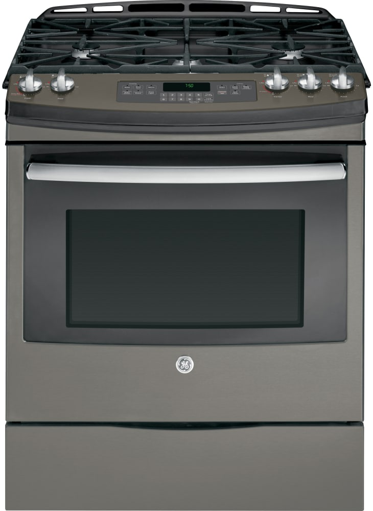 Ge Jgs750eefes 30 Inch Slide In Gas Range With Convection