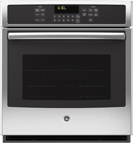 how to clean oven with hidden element