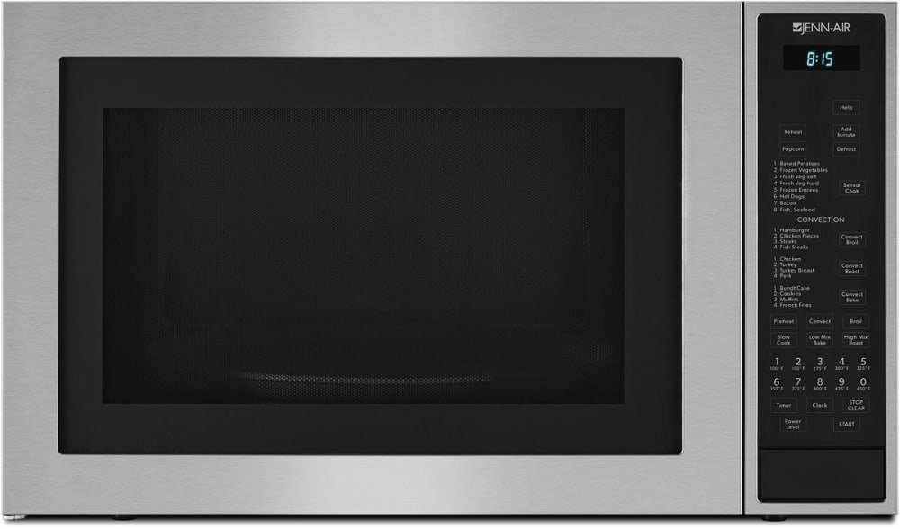 Jennair Jmc3415es 25 Inch Countertop Convection Microwave