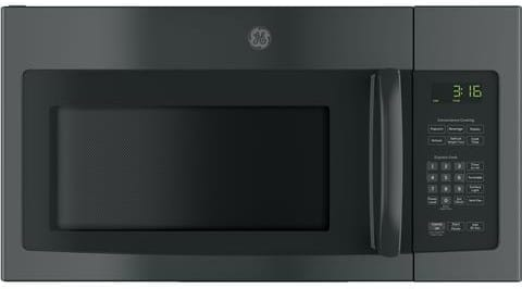 Ge Jnm3163djbb 1 6 Cu Ft Over The Range Microwave Oven