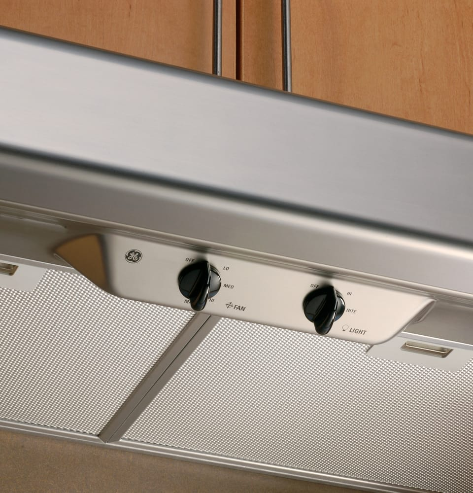 Ge Jv636hss 30 Inch Under Cabinet Range Hood With Up To