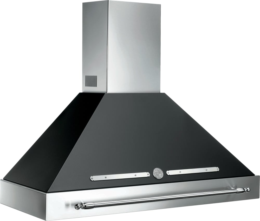 Bertazzoni K48herx14 48 Inch Wall Mount Hood With 600 Cfm