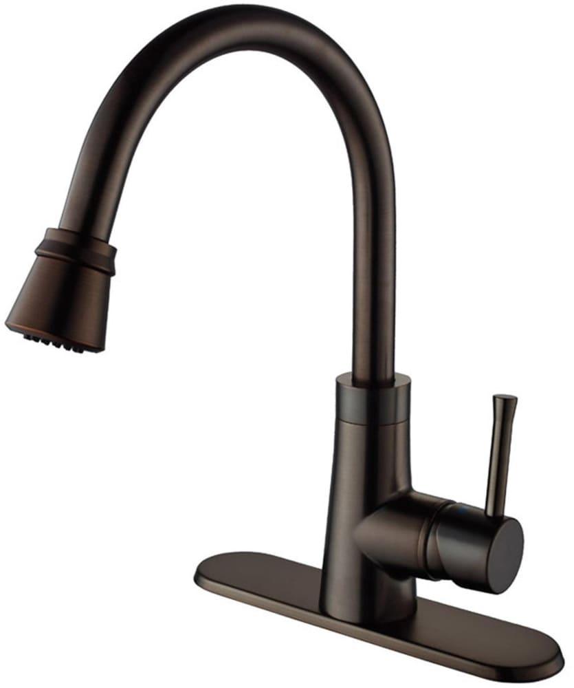 Kraus Kitchen Faucet Oil Rubbed Bronze