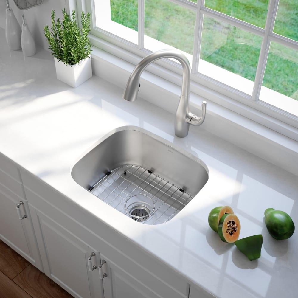 Undermount Kitchen Sinks Single