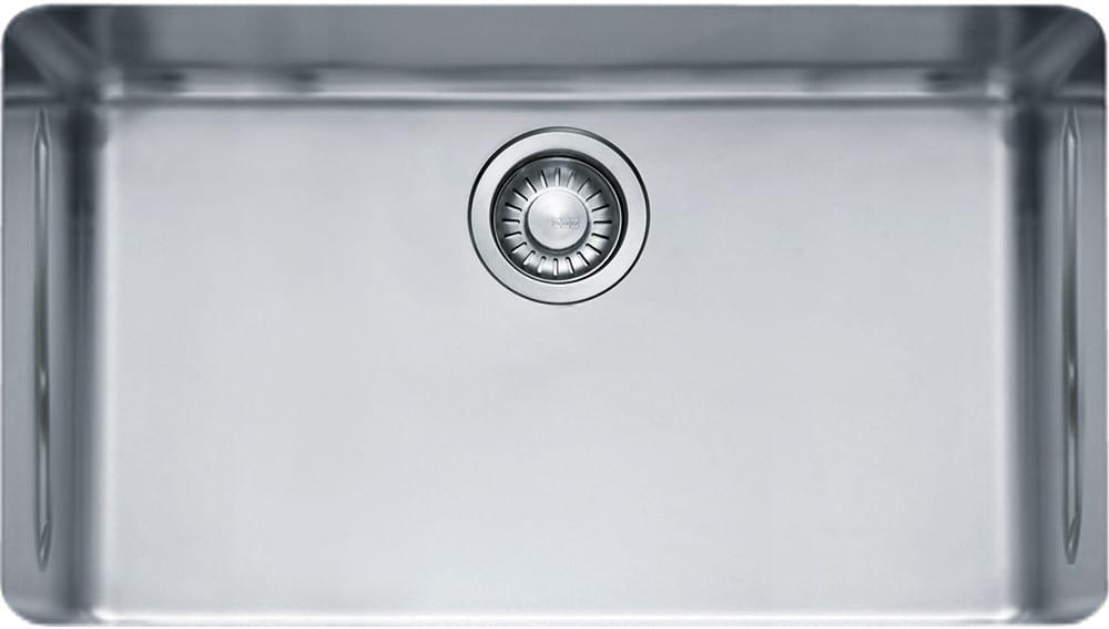 Franke Kbx11028 28 Inch Undermount Single Bowl Stainless Steel Sink