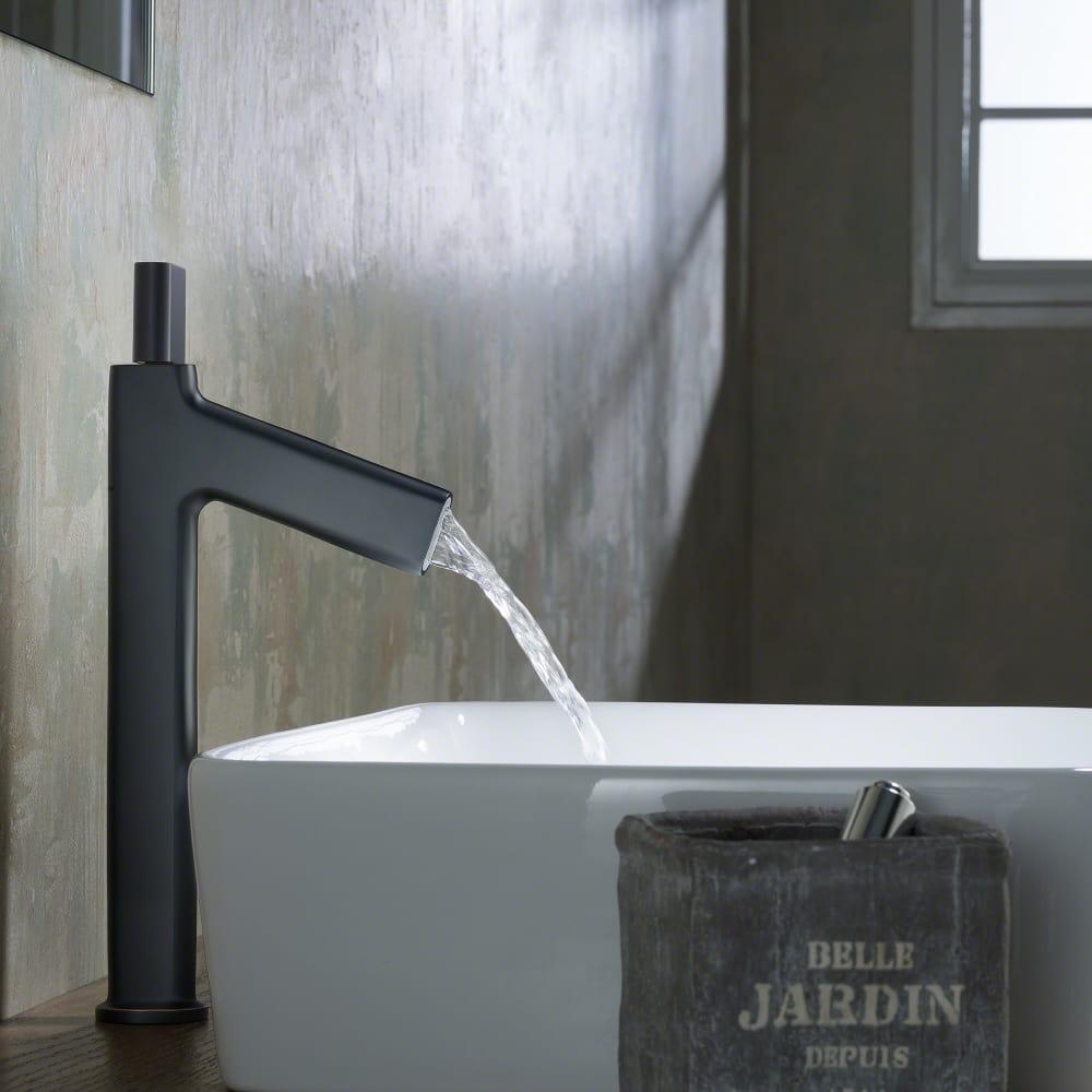 Kraus KEF15700ORB Ino™ Single Handle Bathroom Vessel Faucet with ...