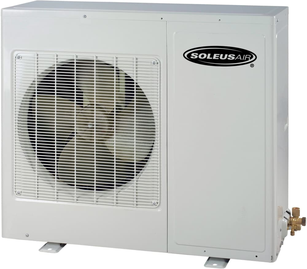 Soleus Kfhhp18 18 000 Btu Single Zone Wall Mounted Cool