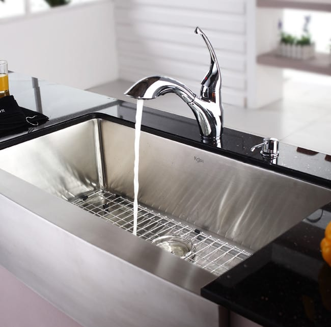Kraus  Inch Kitchen Sink