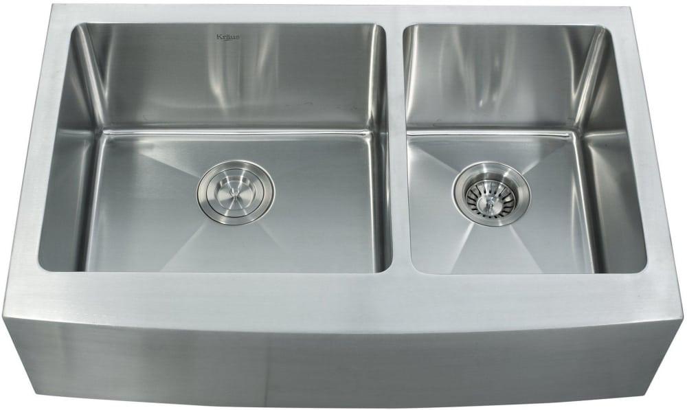 ... Kraus Kitchen Combo Series KHF20333KPF1612KSD30CH   Apron Sink ...