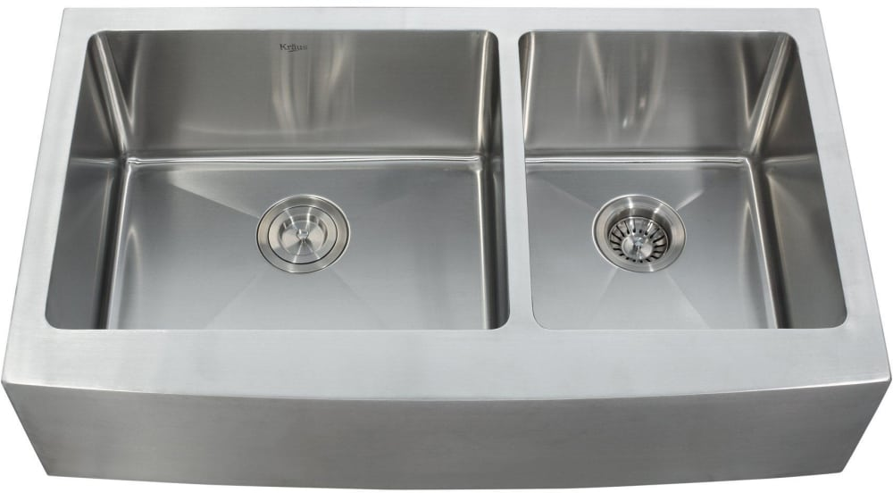 Kraus Kitchen Combo Series Khf20336kpf2120sd20 A Sink