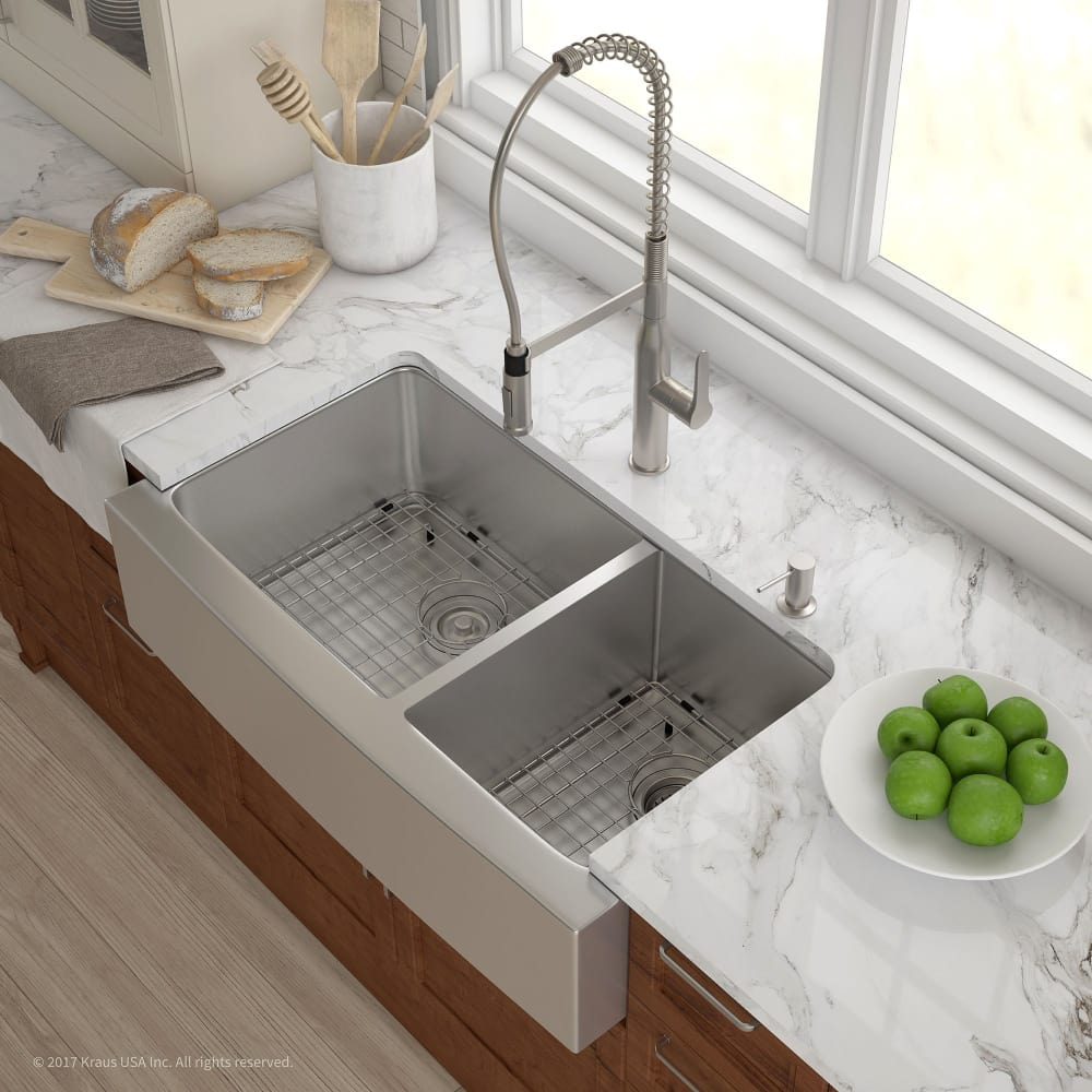 Oversized Stainless Kitchen Sinks