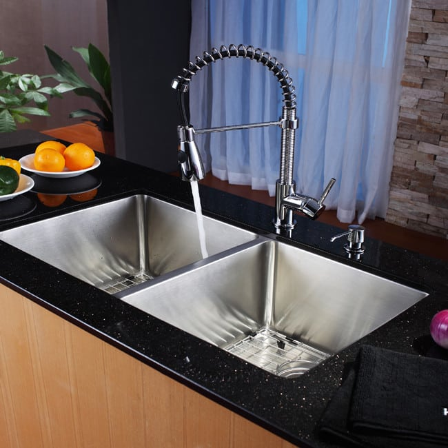 Kitchen Sinks And Faucets Stainless Steel