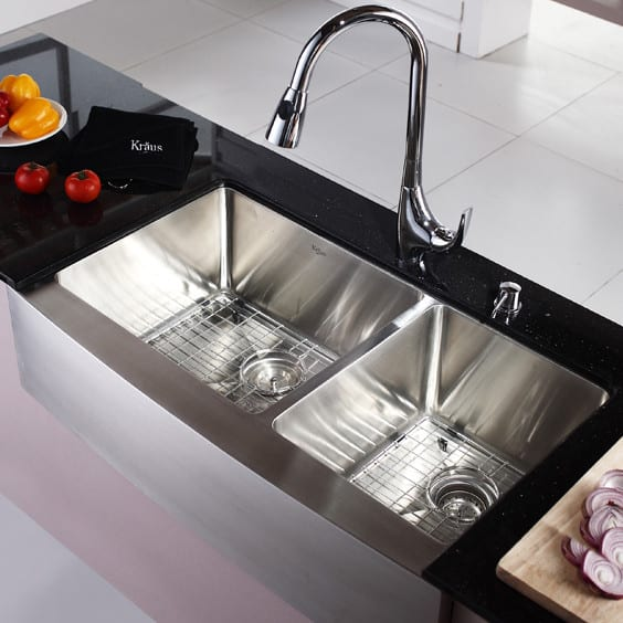 5 Best And Most Beautiful Kitchen Sinks of 2020 | Appliances ...