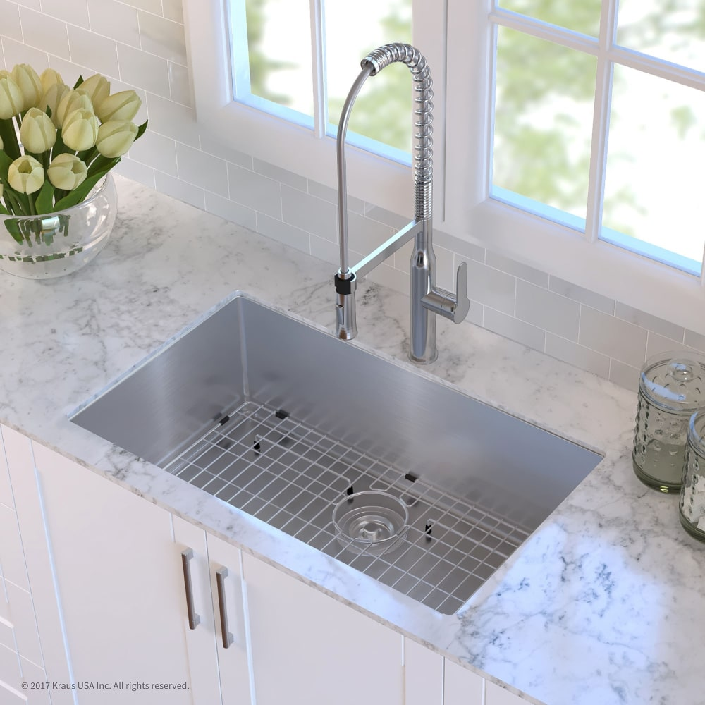 Deep Undermount Kitchen Sinks