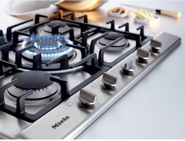 Miele Km2032g 30 Inch Gas Cooktop With 5 Burners