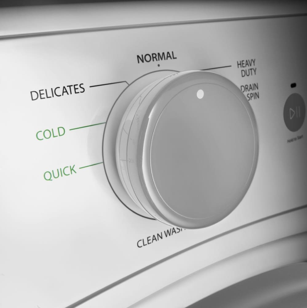 Amana Nfw5800dw 27 Inch Front Load Washer With 42 Capacity 7 Wash Whirlpool 5800 Wiring Diagram Cycles Efficiency Monitor Spin Speed Delay And Detergent Dispenser