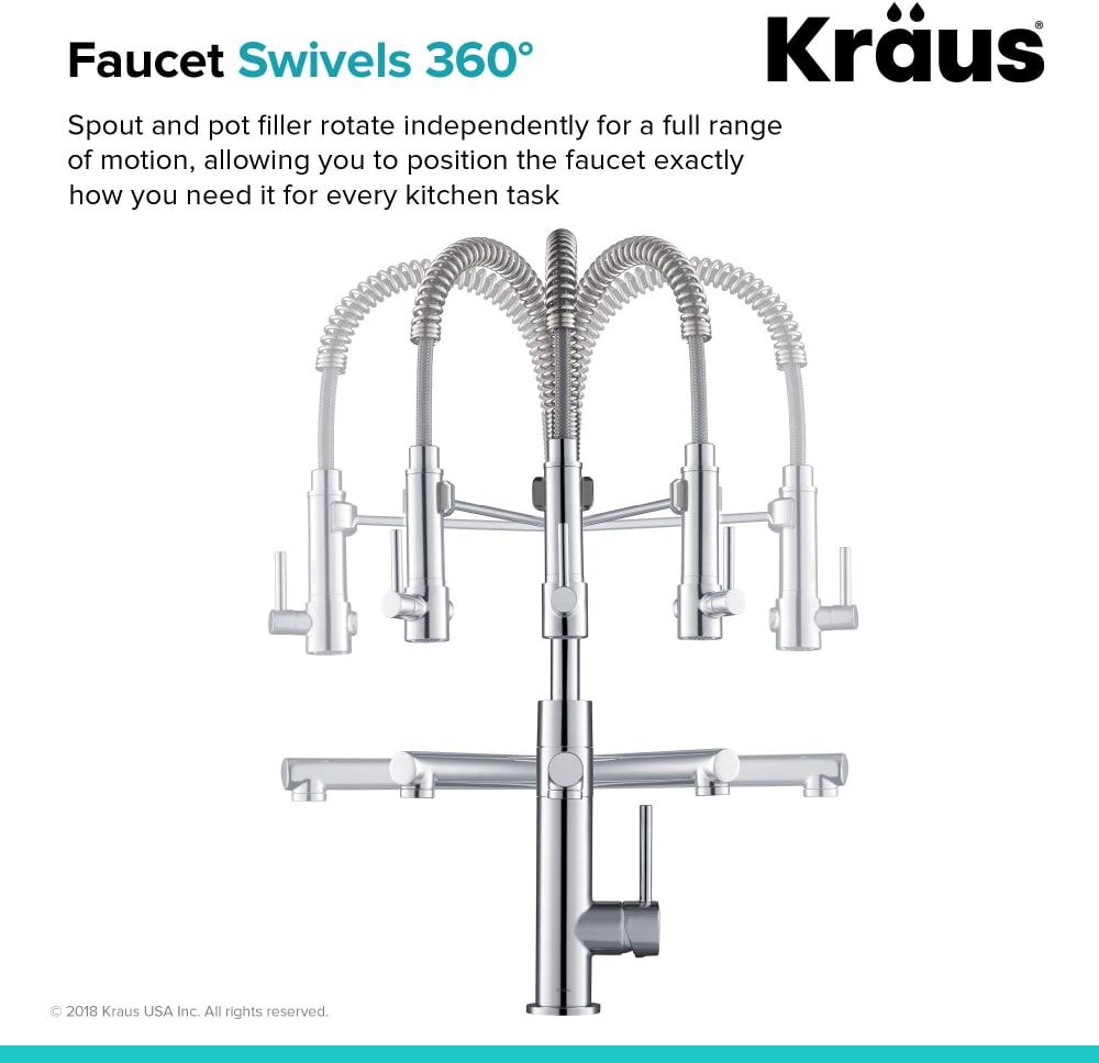 Kraus Artec Pro Series KPF1603CH