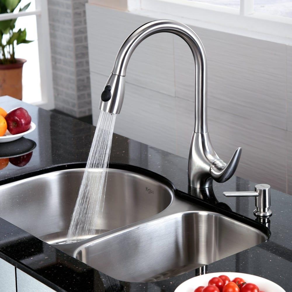 kraus kitchen faucet