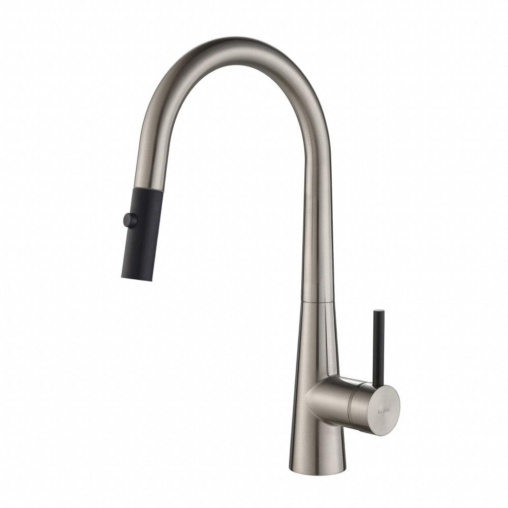 Kraus Kpf2720ss Single Handle Pull Down Kitchen Faucet
