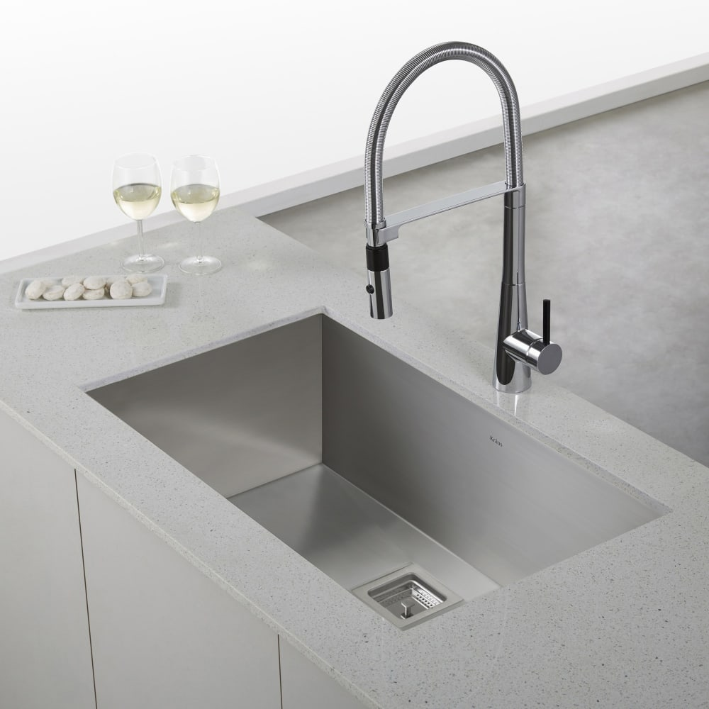 Kitchen Faucet  Inch Spout Reach