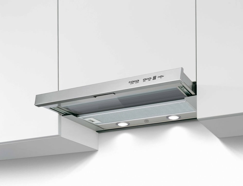 Bertazzoni Ktv24pro1x 24 Inch Slide Out Hood With 300 Cfm