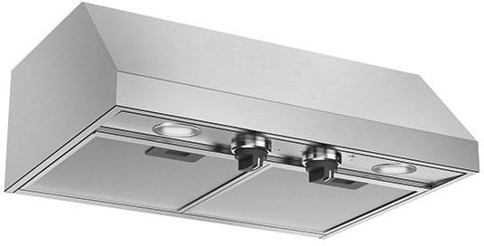 Smeg Kuc24x 24 Inch Under Cabinet Range Hood With Pro Style Knobs 4