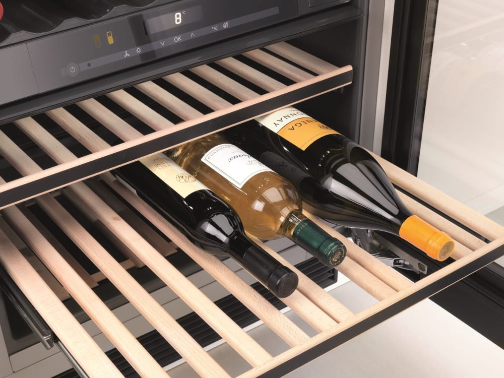 Miele Kwt6322ug 24 Inch Built In Undercounter Wine Storage