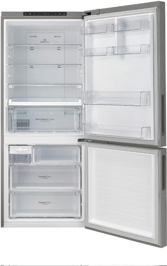Lg Lbnc15221v 28 Inch Bottom Freezer Refrigerator With
