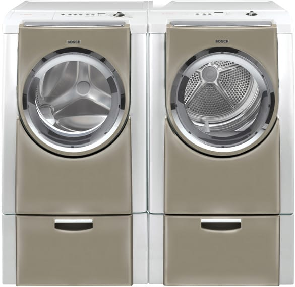 Bosch Net 500 Plus Series Wfmc530cuc Washer And Dryer Pair