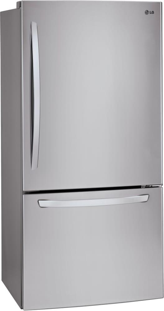 lg refrigerator ltcs24223s. lg ldc24370st - 33 inch bottom-freezer refrigerator lg ltcs24223s