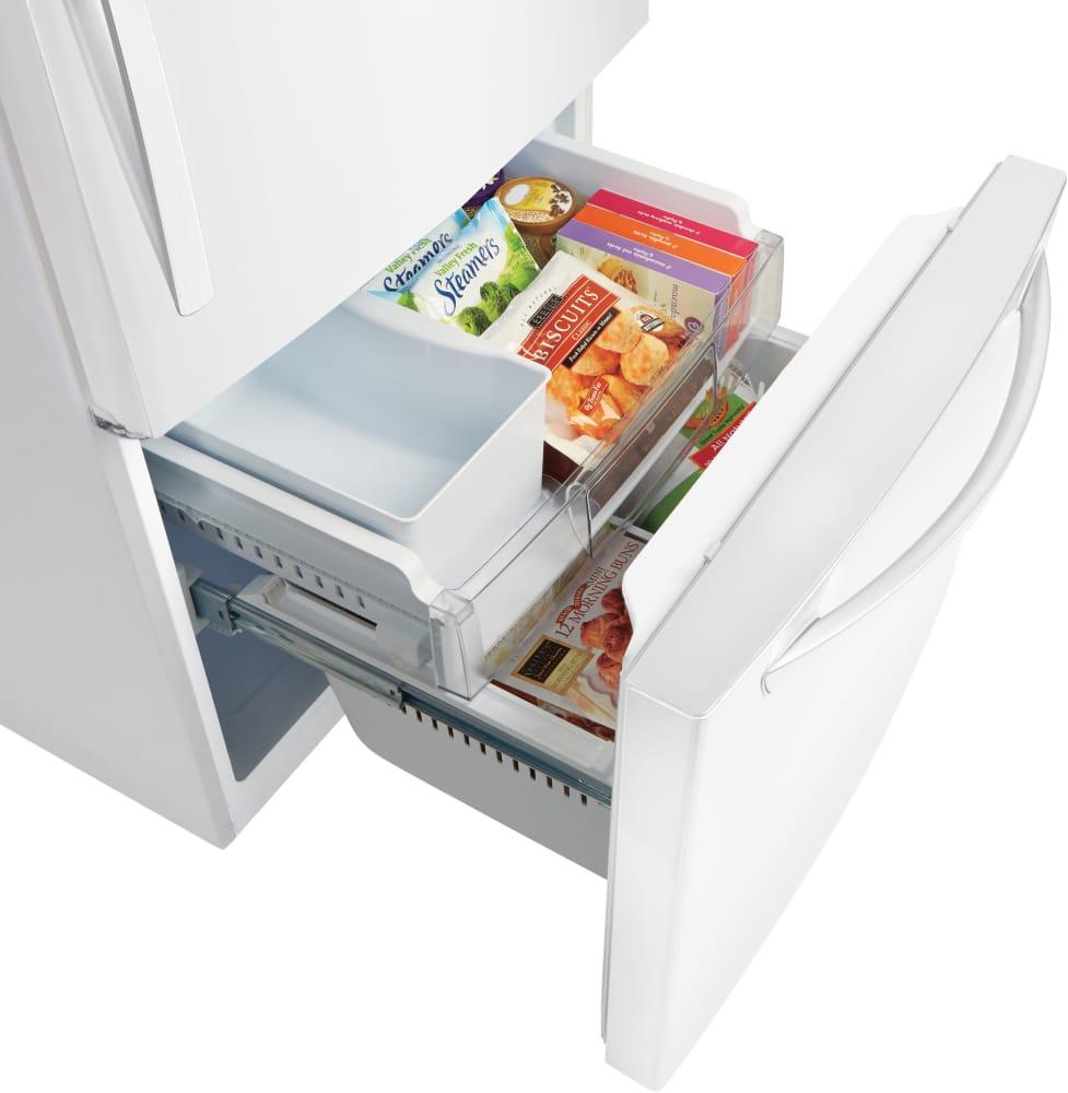 Lg Ldcs22220 30 Inch Bottom Freezer Refrigerator With