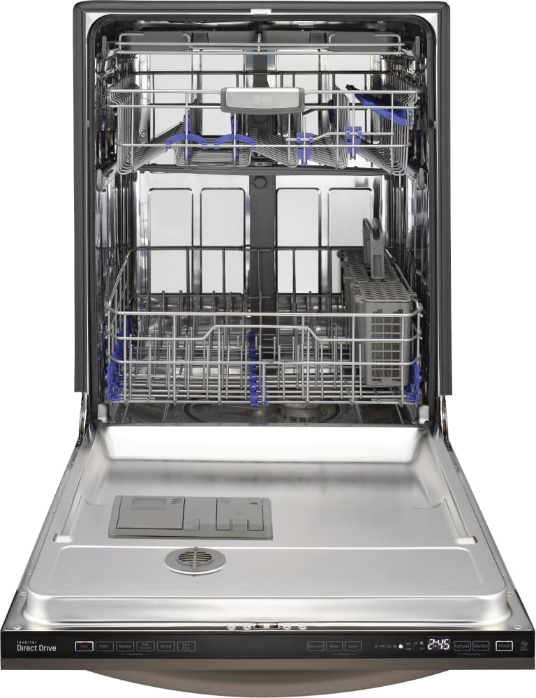 Lg Dishwasher Sanitize Cycle Lg Ldf7774bd Fully Integrated