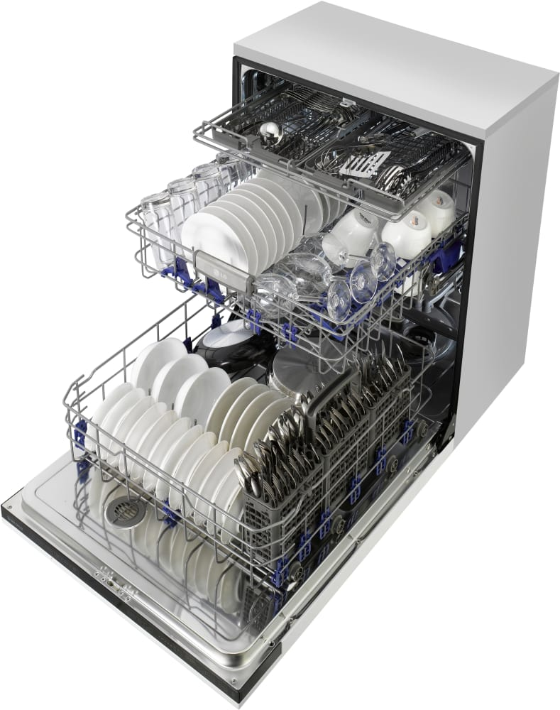 Lg Ldf7774bd Fully Integrated Dishwasher With Senseclean