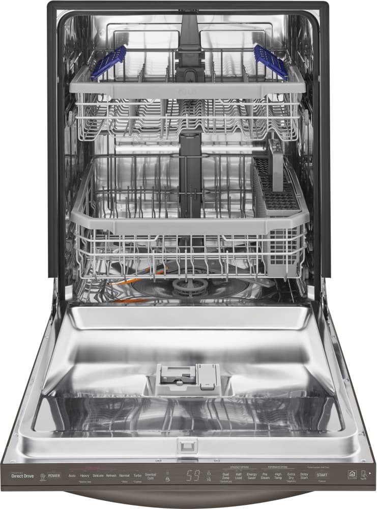 Lg Ldt5665bd 24 Inch Fully Integrated Quadwash Dishwasher