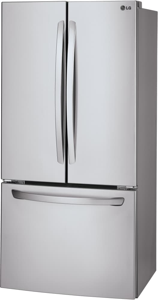 Lg Lfc24770st 33 Inch French Door Refrigerator With Linear