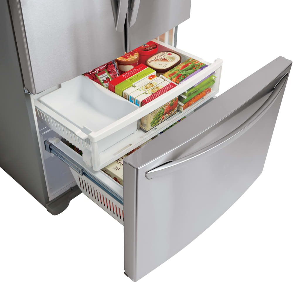The crisper drawer with humidity control allows you to adjust the humidity within the crisper. This can extend the life of your produce. This part works with the following brands: Whirlpool, Kenmore, Maytag, KitchenAid, Roper, Crosley, Amana, Estate, Inglis. This part /5(7).
