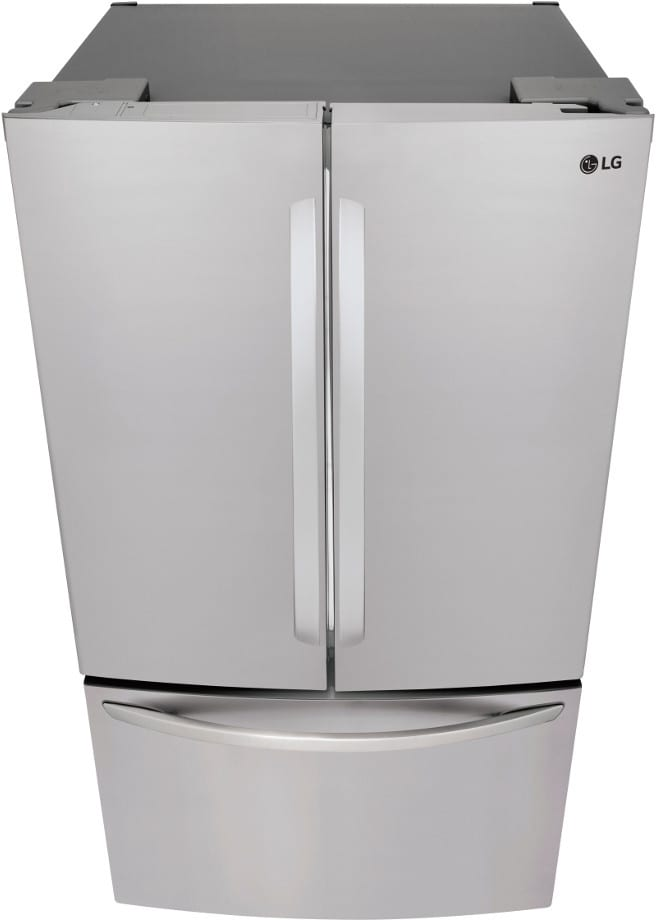 Lg Lfcs28768s 36 Inch French Door Refrigerator With Smart