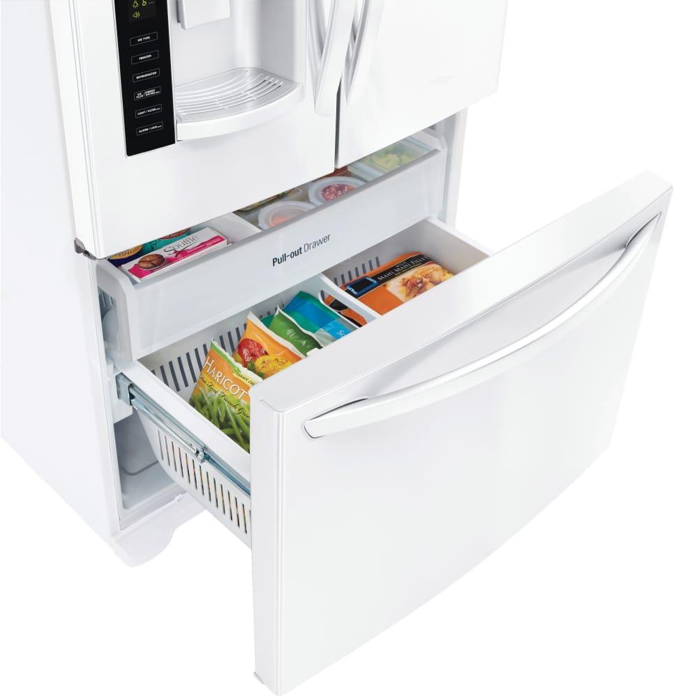 Lg Lfx25974sw 36 Inch French Door Refrigerator With 24 7