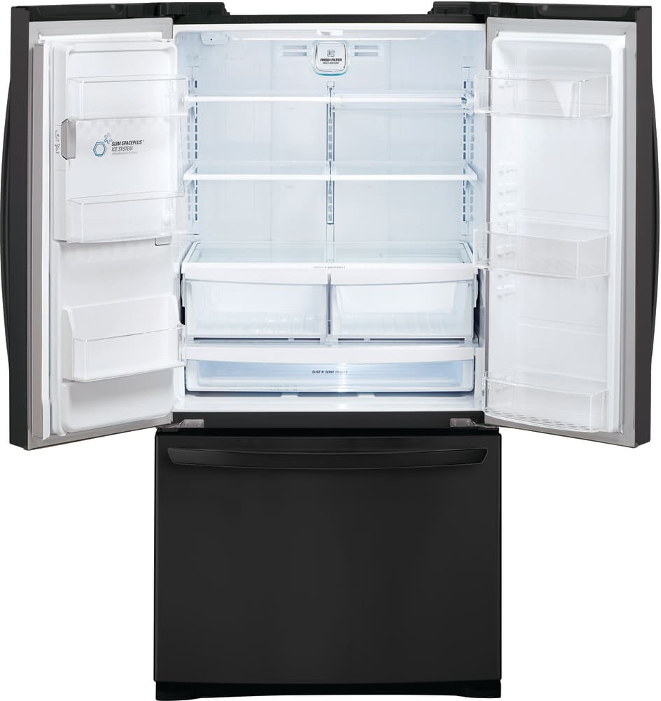 Lg Lfx28968sb 36 Inch French Door Refrigerator With Slim