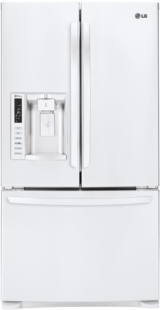 Lg Lfx28968 36 Inch French Door Refrigerator With Slim