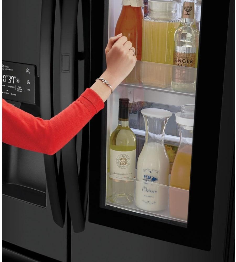 Lg Lfxs26596m 36 Inch French Door Refrigerator With