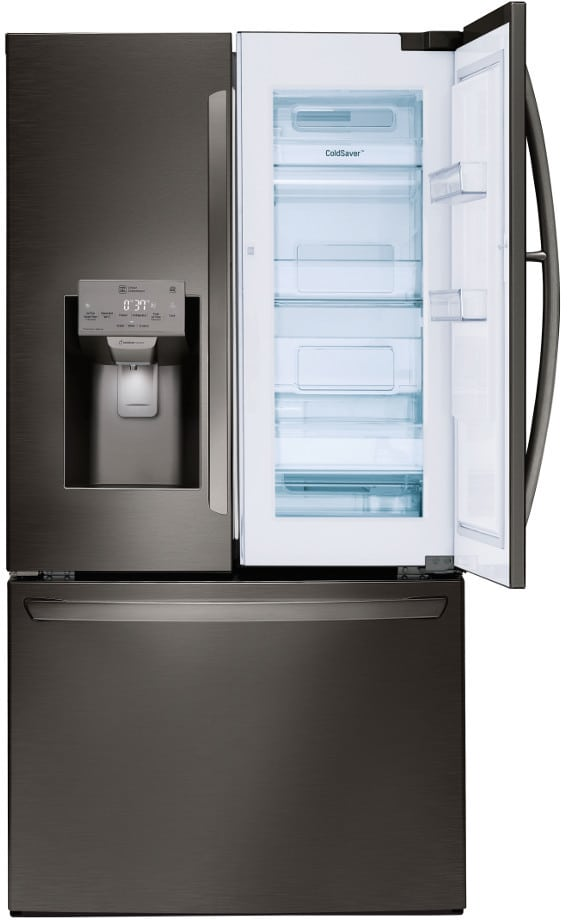 Lg Lfxs28566d 36 Inch French Door Refrigerator With Door