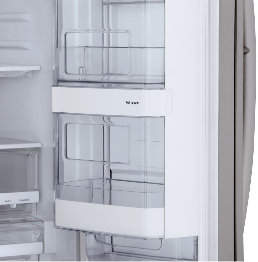 LG LFXS28566S 36 Inch French Door Refrigerator with Door-In-Door ...