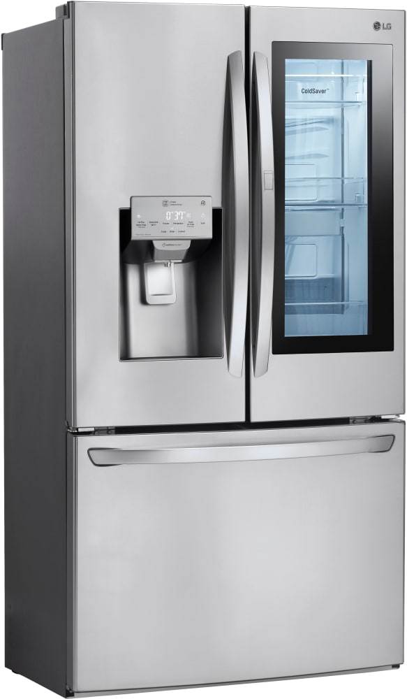 Lg Lfxs28596s 36 Inch French Door Refrigerator With
