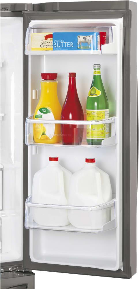 Lg Lfxs29626s 36 Inch French Door Refrigerator With Smart