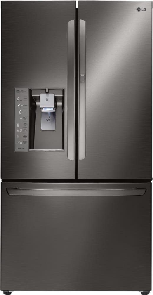 Lg Lfxs30766d 36 Inch French Door Refrigerator With Door