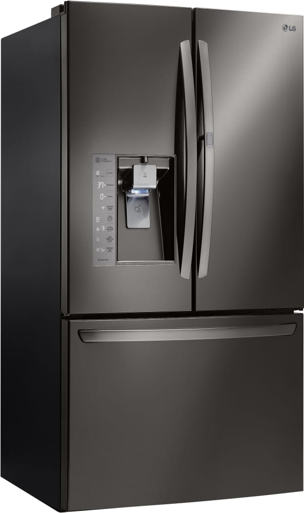 Lg Lfxs30766d 36 Inch French Door Refrigerator With Door