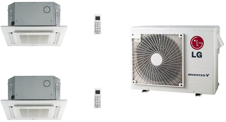 Lg Inverter V Heat Pump Manual