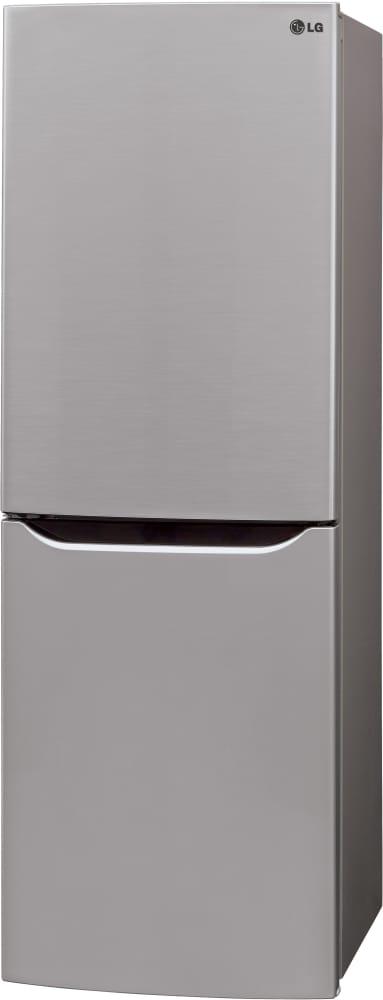 LG LBN10551PS 24 Inch Counter Depth Bottom-Freezer Refrigerator ...
